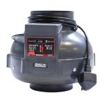 RHINO FAN – 125MM (5IN.) TWIN SPEED Airflow m3/h 220/360