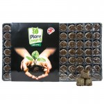 PLANT MAGIC PEAT PLUGS -TRAY OF 84 PLUGS