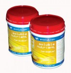 NL EVOLUTION HARD WATER A&B LARGE PACK 1KG X2