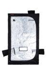 Trojan Tent Silver  1.5 x 1.5 x 2.0 TS15